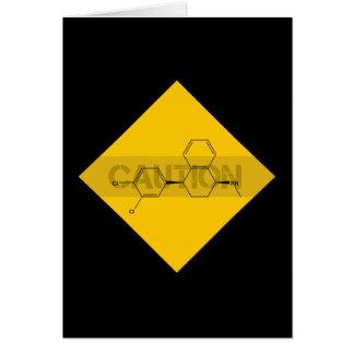 Caution: Sertraline Card