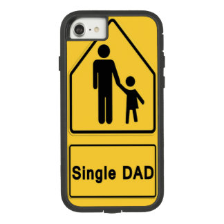Caution, Single Dad Case-Mate Tough Extreme iPhone 8/7 Case