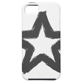 Caution star ahead! case for the iPhone 5
