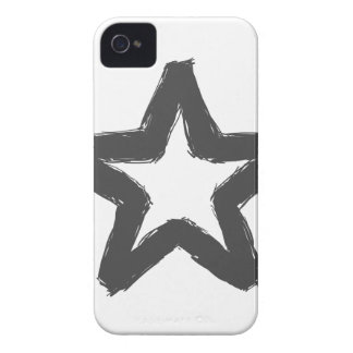 Caution star ahead! iPhone 4 case