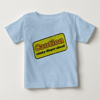 Caution: Stinky Diaper Ahead Tshirt