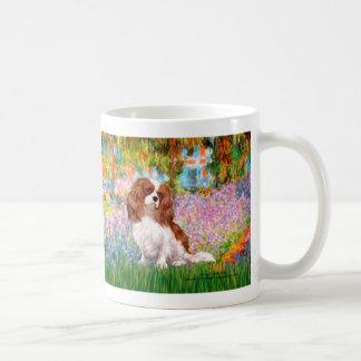 Cavalier 2 (Bl) - Garden (M) Coffee Mug