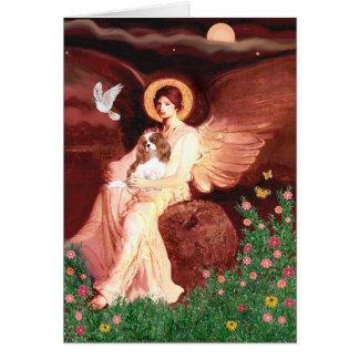 Cavalier 2b (Blenheim) - Seated Angel Card