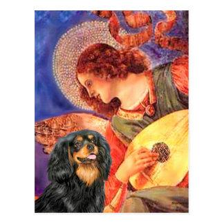 Cavalier (BT) - Mandolin Angel Postcard