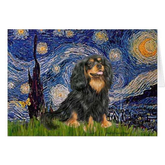 Cavalier (BT) - Starry Night Card