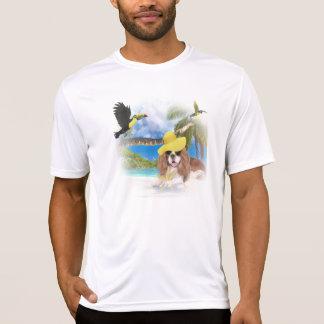 Cavalier King Charles Beach Fun T-Shirt