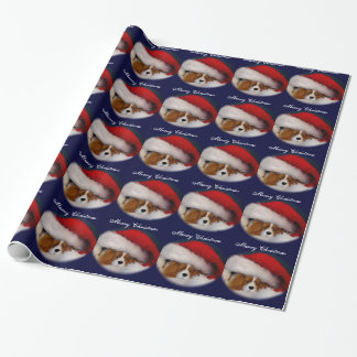 Cavalier King Charles Blenheim Wrapping Paper