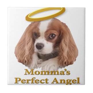 Cavalier King Charles Perfect Angel Tiles