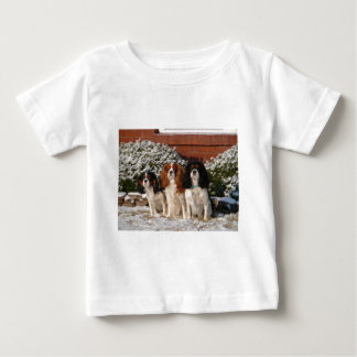 Cavalier King Charles Spaniel Baby T-Shirt