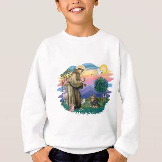 Cavalier King Charles Spaniel (black-tan) Sweatshirt