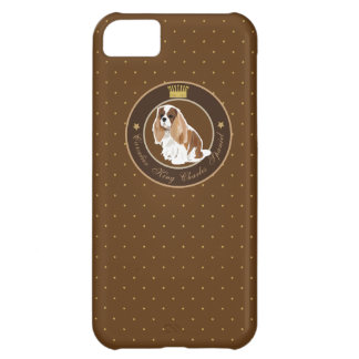 Cavalier King Charles Spaniel Case For iPhone 5C