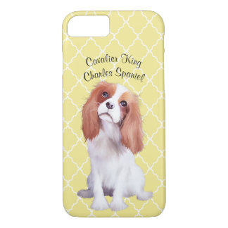 Cavalier King Charles Spaniel Cell Phone Case