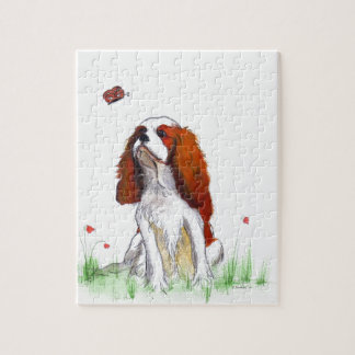 Cavalier King Charles Spaniel CKC Puzzles