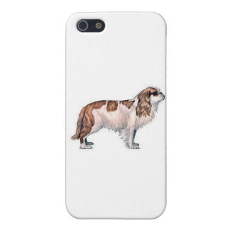 Cavalier King Charles Spaniel Cover For iPhone 5/5S