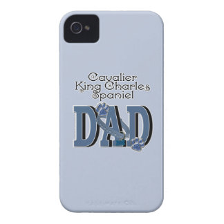 Cavalier King Charles Spaniel DAD iPhone 4 Covers