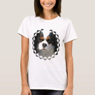 Cavalier King Charles Spaniel Dog Ladies T-Shirt