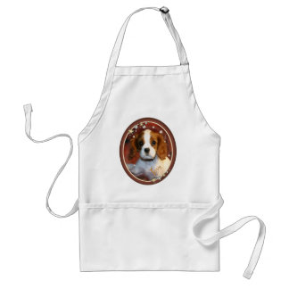 Cavalier King Charles Spaniel gifts & apparel Standard Apron