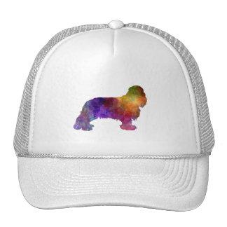 Cavalier King Charles Spaniel in watercolor Trucker Hat