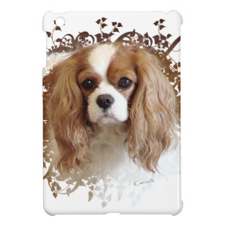 Cavalier King Charles Spaniel iPad Mini Cover