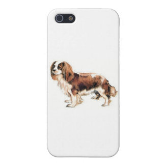 Cavalier King Charles Spaniel iPhone 5/5S Case