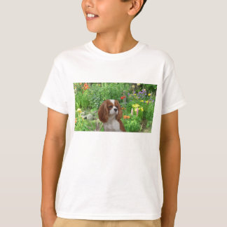 Cavalier King Charles Spaniel Kids T-Shirt