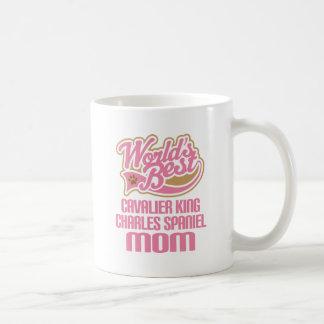 Cavalier King Charles Spaniel Mom Dog Breed Gift Coffee Mug