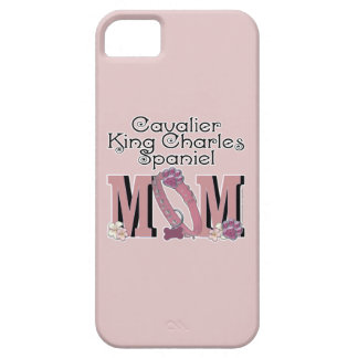 Cavalier King Charles Spaniel MOM iPhone 5 Cases