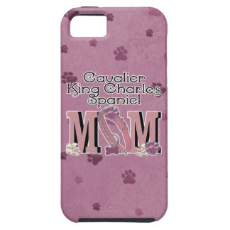 Cavalier King Charles Spaniel MOM iPhone 5 Covers