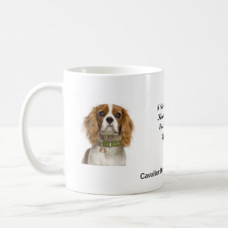 Cavalier King Charles Spaniel Mug - With images