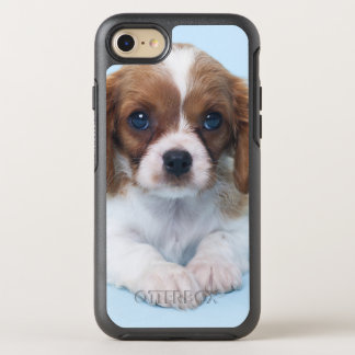 Cavalier King Charles Spaniel Puppy OtterBox Symmetry iPhone 7 Case
