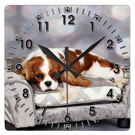 Cavalier King Charles Spaniel - Remington Clock