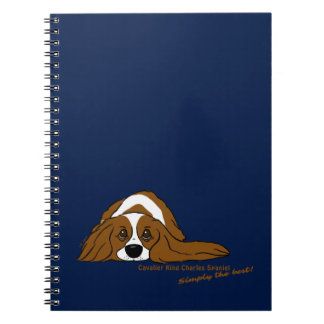 Cavalier King Charles Spaniel - Simply the best! Notebooks