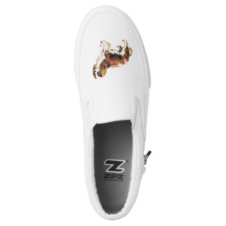 Cavalier King Charles Spaniel Slip-On Sneakers