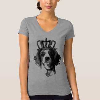 Cavalier King Charles Spaniel T-shirt (A Royal T)