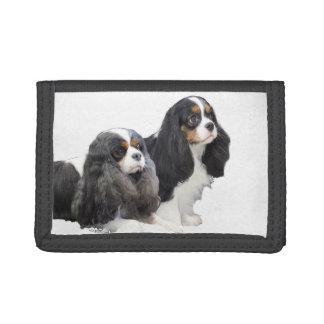 Cavalier King Charles Spaniel Tri-fold Wallet
