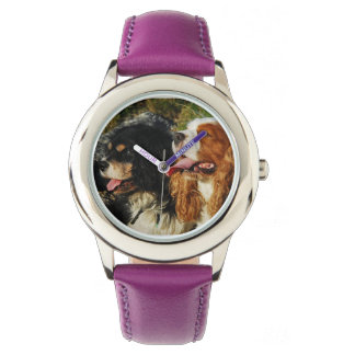 Cavalier King Charles Spaniels Watch