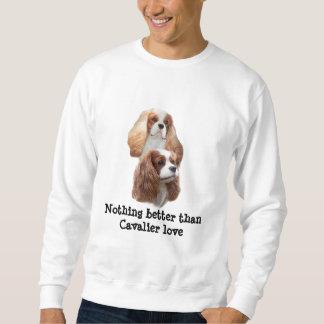 Cavalier Pretty Girls Unisex Sweatshirt