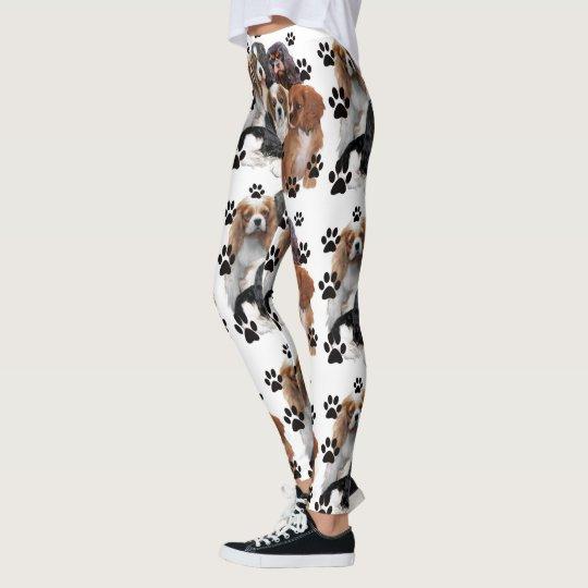 Cavalier Spaniel leggings