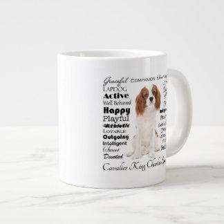 Cavalier Traits Jumbo Mug