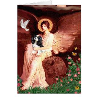 Cavalier (Tri5) - Seated Angel Card