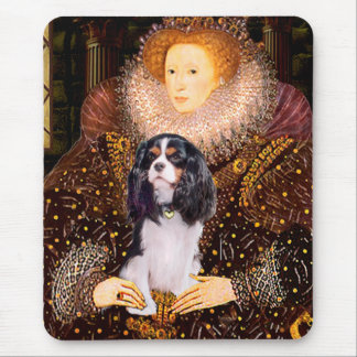 Cavalier (Tri) - Queen Mouse Pad