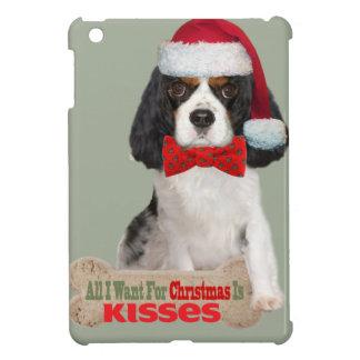 Cavalier Wants For Christmas Kisses Case For The iPad Mini