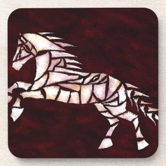 Cavallerone - white horse coaster