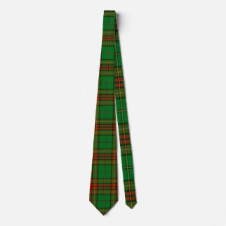 Cavan County Irish Tartan Tie