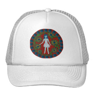 Cavansite Faerie Trucker Hat