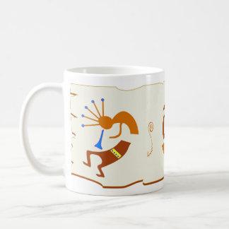 Cave Art Basic White Mug