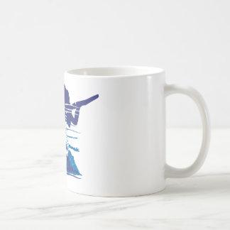 CAVE DIVER CLASSIC WHITE COFFEE MUG
