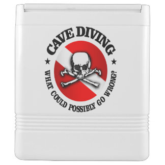 Cave Diving (rd) Coolers