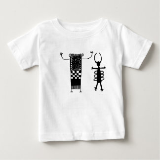 Cave Drawing Peoples Toddler Tee