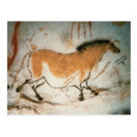 Cave drawings Lascaux French Prehistoric Drawings Post Cards